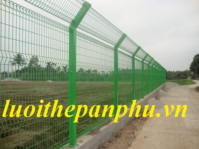 Hàng rào sơn tĩnh điện D5a(50x200)mm