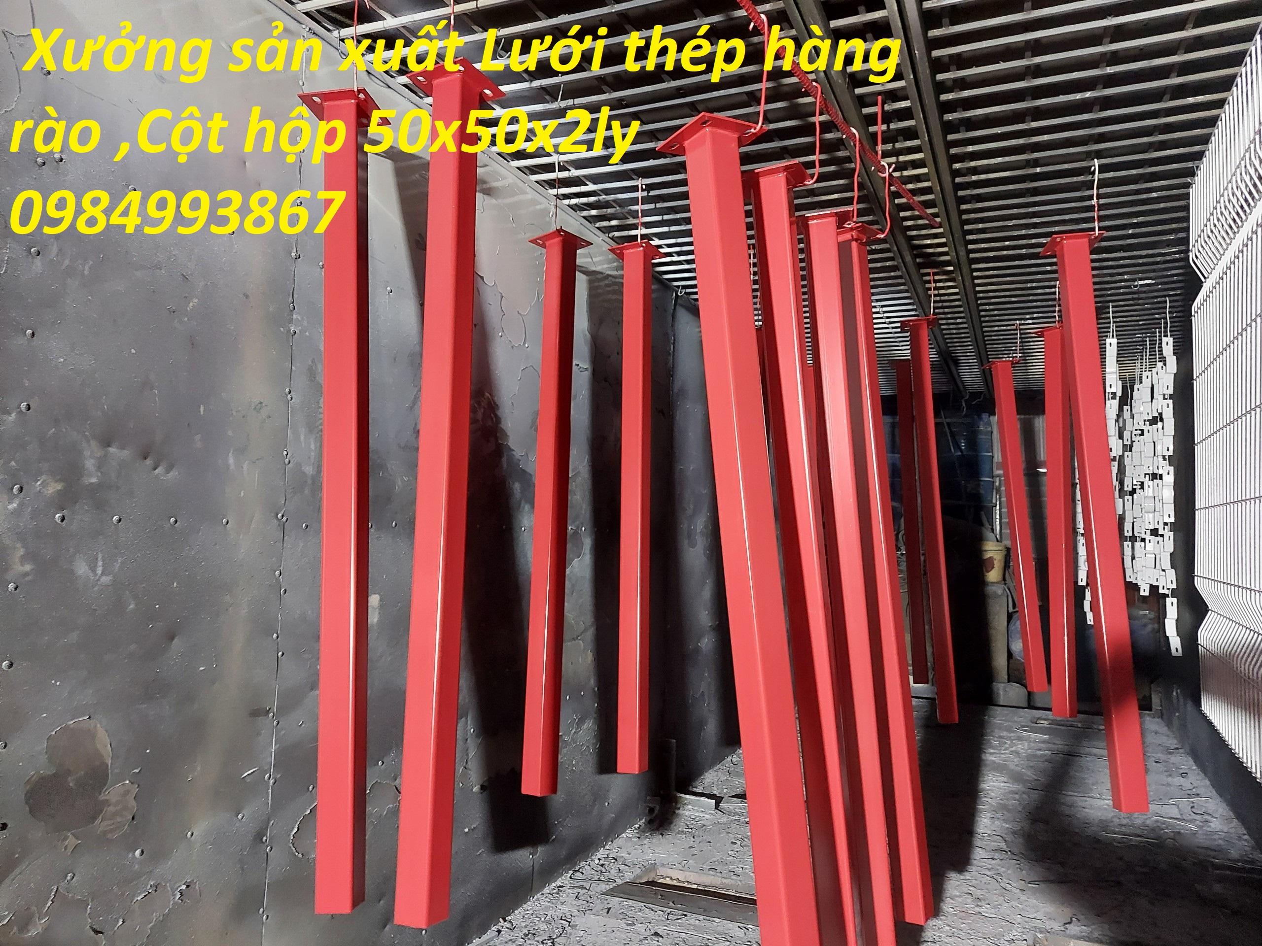 Hàng rào khu công nghiệp d4 a 50x200